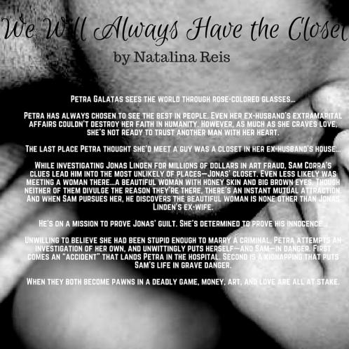 Closet Blurb