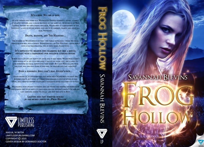 FROG-HOLLOW-Cover Reveal