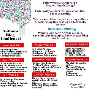 Blog Challenge300