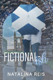 Fictional-ish Ebook CoverSmall